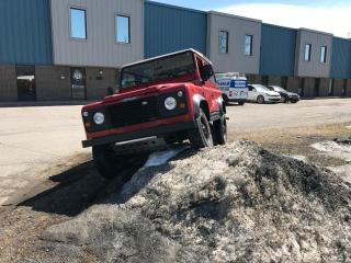 Used 1993 Land Rover Defender 200 TDI for sale in St-Eustache, QC