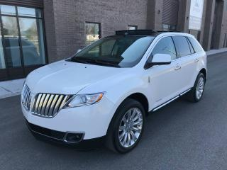 Used 2011 Lincoln MKX Traction intégrale, 4 portes for sale in Saint-eustache, QC