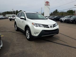 Used 2015 Toyota RAV4 LIMITED with Tech Package for sale in Ottawa, ON