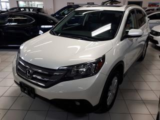 Used 2014 Honda CR-V Touring for sale in Etobicoke, ON