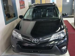 Used 2013 Toyota RAV4 LIMITED  for sale in Etobicoke, ON