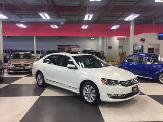 Used 2013 Volkswagen Passat HIGHLINE AUTO for sale in North York, ON
