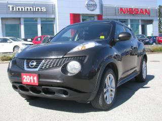 Used 2011 Nissan Juke SV for sale in Timmins, ON