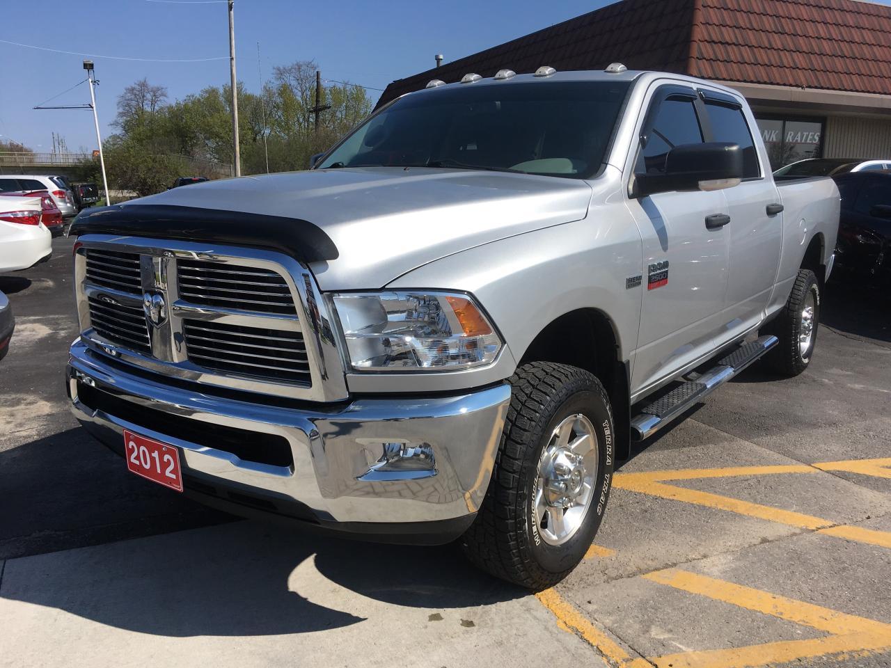 2012 RAM 2500 SLT