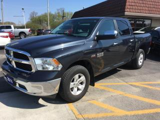 Used 2016 RAM 1500 SLT for sale in Cobourg, ON