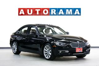 Used 2012 BMW 320i LEATHER SUNROOF BLUETOOTH for sale in North York, ON