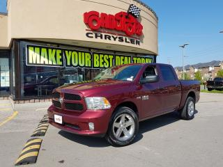 Used 2017 RAM 1500 Express 8 SPEED R CAM 20 WLS FOGS B-TOOTH for sale in Scarborough, ON