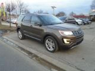 Used 2016 Ford Explorer XLT for sale in Scarborough, ON