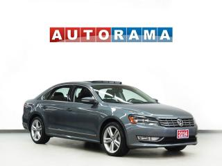 Used 2014 Volkswagen Passat HIGHLINE for sale in North York, ON