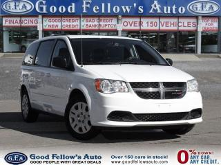 Used 2016 Dodge Grand Caravan SXT MODEL, 7 PASSENGER, STOW & GO for sale in North York, ON