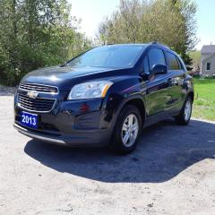 Used 2013 Chevrolet Trax 2LT for sale in Orillia, ON