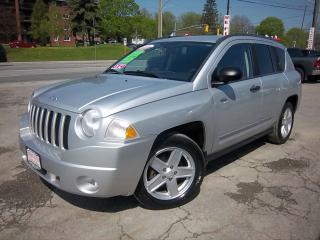 Used 2008 Jeep Compass Sport for sale in Whitby, ON