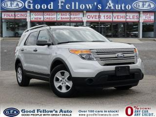 Used 2014 Ford Explorer 6 CYL 3.5 LITER, 7 PASSENGER for sale in North York, ON