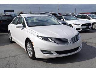 Used 2014 Lincoln MKZ Hybride for sale in Saint-hubert, QC