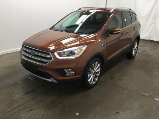 Used 2017 Ford Escape Titanium for sale in Bradford, ON