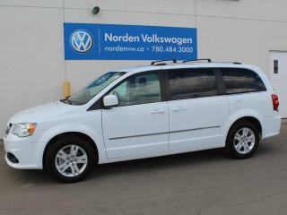 Used 2017 Dodge Grand Caravan Crew for sale in Edmonton, AB