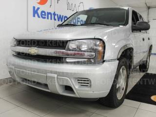 Used 2007 Chevrolet TrailBlazer LS Trailblazer, power seats and more space than the universe for sale in Edmonton, AB