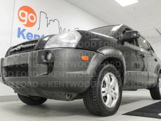 Used 2007 Hyundai Tucson V6 Tucson with 4WD lock. It's ready for every challenge for sale in Edmonton, AB