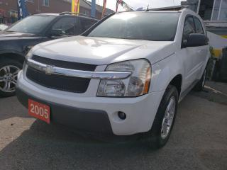Used 2005 Chevrolet Equinox Low KMs 163K/AWD/Leather/Sunroof/Alloys for sale in Scarborough, ON