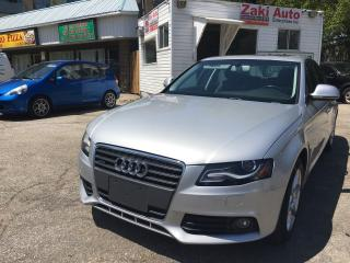 Used 2009 Audi A4 Audi A4 Safety And E Test is Included The Price for sale in Scarborough, ON