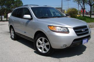 Used 2007 Hyundai Santa Fe GLS 7Pass for sale in Mississauga, ON