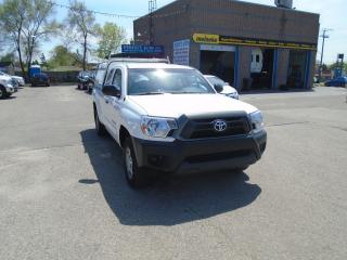 Used 2014 Toyota Tacoma ACCES CAB 2WD for sale in North York, ON
