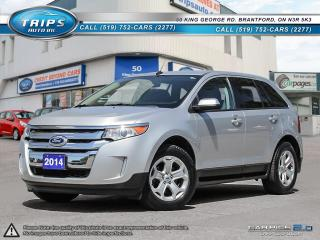Used 2014 Ford Edge SEL for sale in Brantford, ON