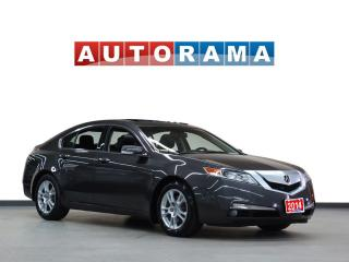 Used 2014 Acura TL AWD TECH PKG NAVIGATION LEATHER SUNROOF BACKUP CAM for sale in North York, ON