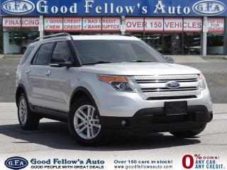Used 2015 Ford Explorer XLT MODEL, 7 PASSENGER, REVERSE SENSOR for sale in North York, ON