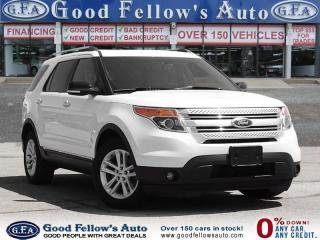 Used 2015 Ford Explorer XLT MODEL, 7 PASSENGER, PANORAMA ROOF for sale in North York, ON