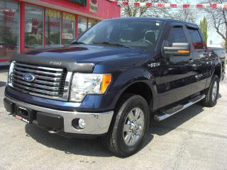 Used 2010 Ford F-150 XTR XLT SuperCrew 4X4 for sale in London, ON