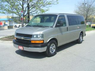 Used 2003 Chevrolet Express 8 PASSENGER for sale in York, ON