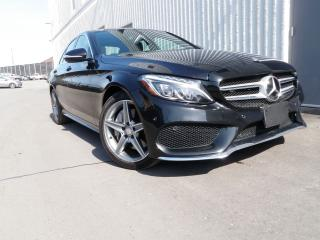 Used 2015 Mercedes-Benz C 300 SPORT PREM AMG PACKAGE GORGEOUS C 300 for sale in Toronto, ON
