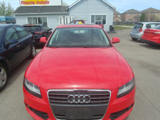 Used 2009 Audi A4 Premium for sale in Oshawa, ON