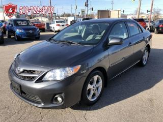 Used 2011 Toyota Corolla LOW KMS/ONE OWNER/CERTIFIED/WARRANTY INCLUDED for sale in Cambridge, ON