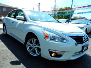 Used 2013 Nissan Altima 2.5 SL TECH | NAVIGATION.CAMERA | LEATHER.ROOF for sale in Kitchener, ON
