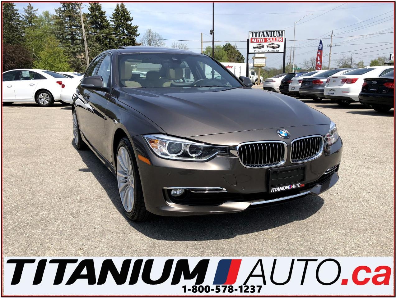 2015 BMW 3 Series 328i xDrive+Luxury+GPS+360 Camera+Blind Spot