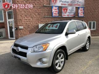Used 2011 Toyota RAV4 Limited/AWD/CERTIFIED/WARRANTY INCLUDED for sale in Cambridge, ON