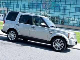 Used 2013 Land Rover LR4 HSE|LUX|NAVI|360 CAM|DUAL DVD|PANOROOF for sale in Scarborough, ON