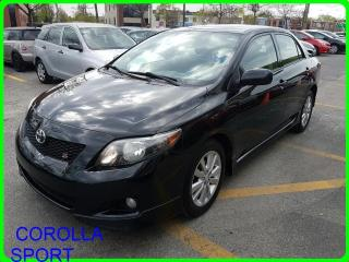 Used 2009 Toyota Corolla SPORT SPORT BAS for sale in Longueuil, QC