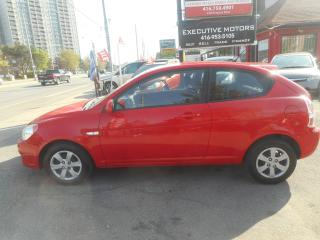 Used 2009 Hyundai Accent AUTO GL for sale in Scarborough, ON