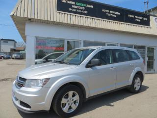 Used 2013 Dodge Journey ALL POWERED,A/C,PUSH START,ALLOYS for sale in Mississauga, ON