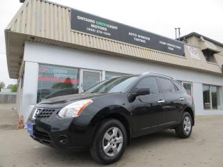 Used 2008 Nissan Rogue SL,AWD,LEATHER,SUNROOF,FOG LIGHTS for sale in Mississauga, ON