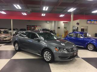 Used 2014 Volkswagen Passat 2.5L TRENDLINE AUT0 A/C CRUISE H/SEATS 82K for sale in North York, ON