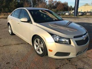 Used 2012 Chevrolet Cruze LT 1.4 for sale in Ottawa, ON