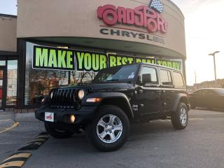 Used 2018 Jeep Wrangler SPORT for sale in Scarborough, ON