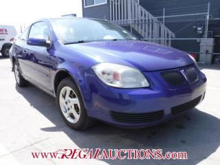 Used 2007 Pontiac G5 2D Coupe for sale in Calgary, AB