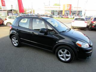 Used 2009 Suzuki SX4 JX AWD **MANUEL** for sale in Quebec, QC
