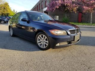 Used 2008 BMW 3 Series 323i for sale in Woodbridge, ON