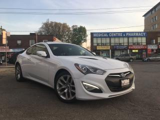 Used 2014 Hyundai Genesis Coupe Premium for sale in York, ON